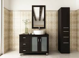 vanity small bathroom bathroom decoration