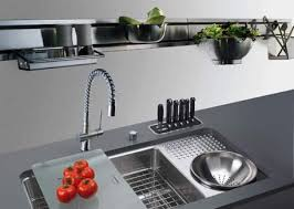 Sink Fixtures Kitchen Improve Your Kitchen With Sanliv Kitchen Sink Faucet Plumbing