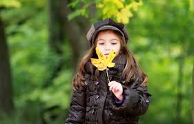 cute baby boy autumn leaves wallpapers cute images on wallpaperget com