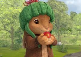 rabbit and benjamin bunny image benjamin bunny rabbit character and cousin png