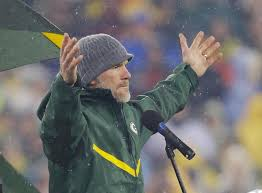 nfl thursday night football thanksgiving one more memorable moment for favre packers at lambeau sports