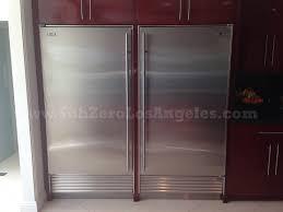sub zero freezer sub zero bi36usth 36 inch built in bottom freezer