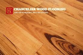 inch tigerwood hardwood flooring