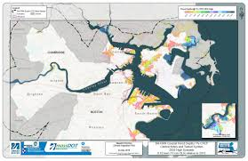 New Orleans Flood Zone Map by Norman B Leventhal Map Center