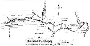 Joplin Mo Map Reflections Of A Travelanguist A Journal A Memoir A Commentary