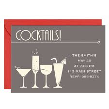 cocktails party invitation happily ever after pinterest