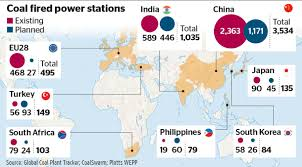 Coal Map Of The World by Peabody Energy Should Benefit When The Coal Market Improves