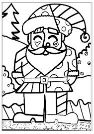 britto para colorear resultado de imagen de romero britto para colorear navideños y más