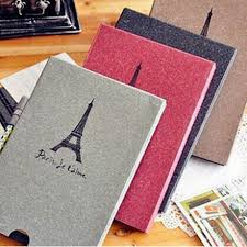 Diy Wedding Album Aliexpress Com Buy Blank Cover Paris Tower Boxed Craft Paper