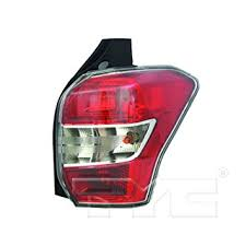 subaru forester tail light bulb amazon com tyc 11 6597 00 subaru forester right replacement tail