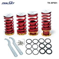 coilover springs for honda civic 88 00 red available and the other