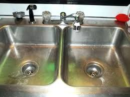 kitchen sink clogged both sides top amazing style best way to clear a clogged kitchen sink on both