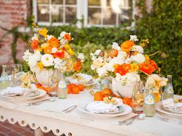 Summer Table Decorations 13 Party Ready Outdoor Spaces Hgtv