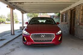 2018 hyundai elantra gt review first drive news cars com