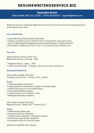 nurse practitioner resume sample er rn resume resume cv cover letter er rn resume er nurse resume example httpresumesdesigncomer nurse registered nurse resume examples resume examples for