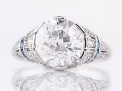antique engagement ring antique engagement rings vintage engagement rings filigree