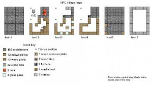 floor plans minecraft minecraft floor plans npc village buildings minecraft project