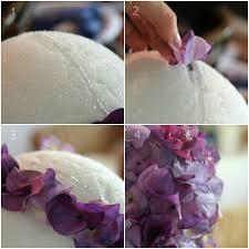 Flower Ball Diy Flower Balls Parties For Pennies