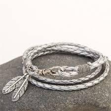 fashion jewelry charm bracelet images Mdiger fashion jewelry pu leather bracelets charm gift bangles jpeg