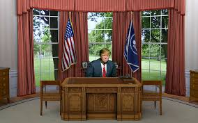 oval office curtains donald trump in the oval office photograph by movie poster prints