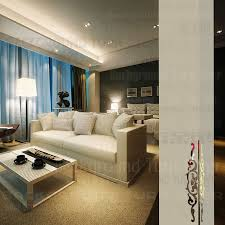 Living Room Corner Decor 3d Mirror Wall Stickers Picture More Detailed Picture About