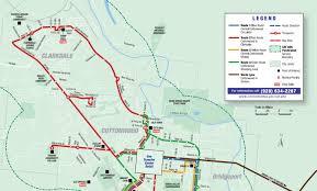 Sedona Map Public Transportation In Verde Valley Sedona Verde Valley