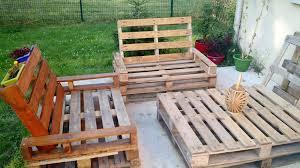 Table De Jardin En Palette De Bois by Avancement Du Salon De Jardin En Bois De Palette Les Chroniques