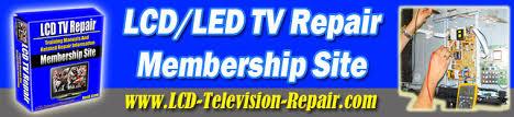 how to bypass lcd tv inverter board shutdown backlight system
