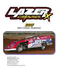 modified race cars bernheisel race components lazer chassis dirt late model racing
