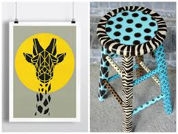 go wild animal home decor ideas how ornament my eden