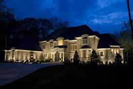 House Landscape Lighting Make Your House Bigger And Brighter Halo Outdoor
