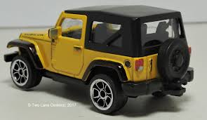small jeep wrangler two lane desktop majorette 2015 dodge challenger srt hellcat and