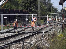 Spital Baden Bahnverkehr Freie Fahrt Für Rheintalbahn Am 2 Oktober Luzerner