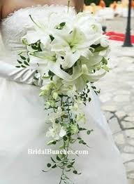 stargazer bouquet white stargazer wedding flowers bridal bouquet choose your