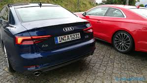 first audi ever made 2018 audi a5 and s5 first drive u2013 gran tourismo inspired coupe