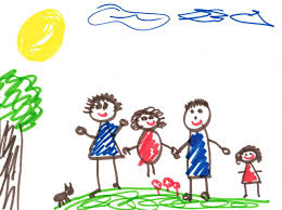 kids drawings of family google search drawings pinterest