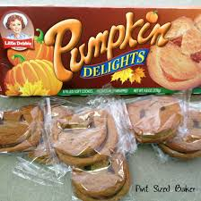 pumpkin cakes halloween little debbie pumpkin pie cake pops pint sized baker