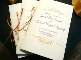 church wedding program template template diy wedding program template