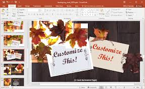 thanksgiving turkey animations animated thanksgiving powerpoint template