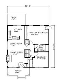Small House Plans 700 Sq Ft Guest House 30 U0027 X 25 U0027 House Plans The Tundra 920 Square Feet