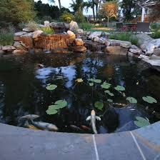 Pictures Of Backyard Waterfalls by Waterfall U0026 Koi Pond Design In Vienna Virginia Surrounds