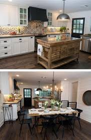 best ideas about kitchen tile designs pinterest who doesn love the hgtv show fixer upper with joanna chip gaines