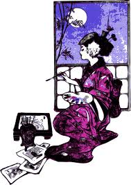 japanese geisha wallpapers wallpaper cave free artwork of a hd