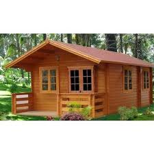 wooden house at rs 1900 square wooden house id 13620358912