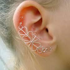 ear clasp best handmade ear cuffs products on wanelo