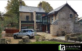 contemporary rear extensions and internal alterations on a