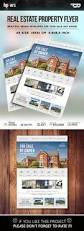 minimal real estate flyer click because and flyers