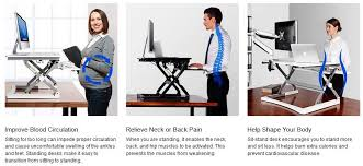 are standing desks good for you health benefits of a standing desk