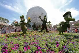 Topiarys Walt Disney World 2014 Epcot International Flower U0026 Garden Festival