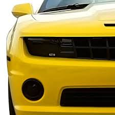 camaro light covers gts chevy camaro without factory hid headlights 2010 headlight